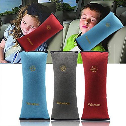 valuetom seatbelt cover adjuster child shoulder seat belt pads seatbelt pillow for kids eat kid friendly