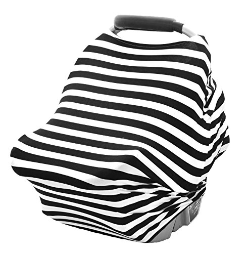 Description  sc 1 st  Eat Kid Friendly & Baby Car Seat Cover Canopy | Nursing Cover | Shopping Cart Cover ...