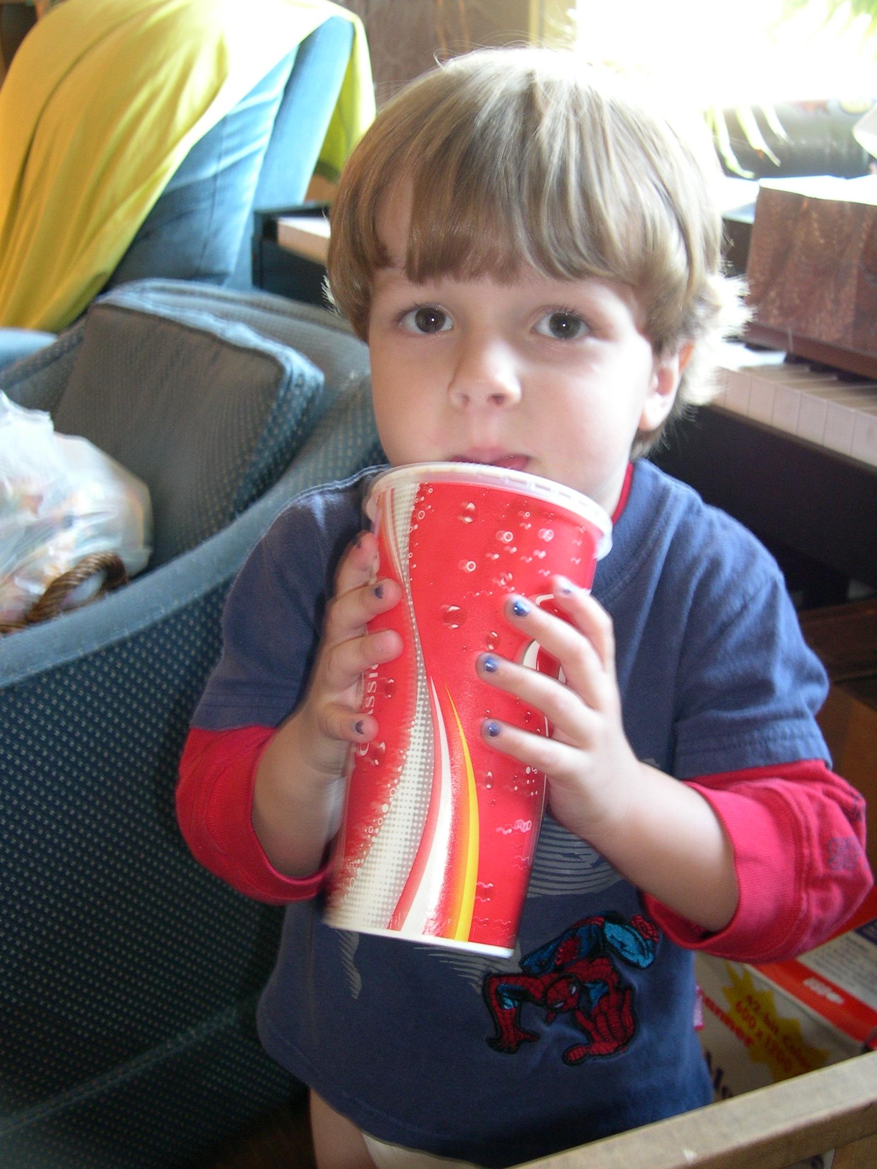 No More Soda for the Kiddos at DQ
