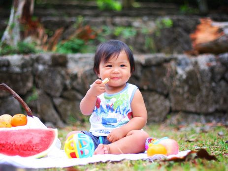 Five Snack Ideas for Kids While Parents are on the Go